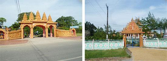 クメール人の建築