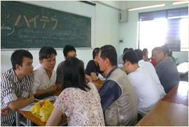 ホーチミン市にある日本語会話クラブ